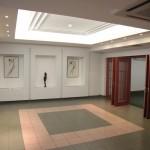 Культурный центр, интерьеры